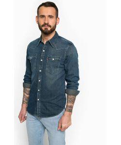 Levi's® | Приталенная Джинсовая Рубашка На Кнопках