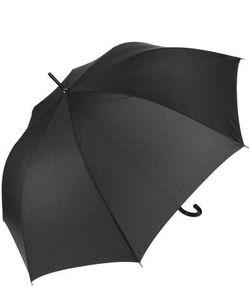 Doppler | Зонт-Трость С Куполом Черного Цвета