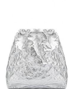 Io Pelle   Сумка-Рюкзак Из Натуральной Кожи Серебристого Цвета
