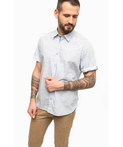 LERROS | Приталенная Рубашка С Короткими Рукавами
