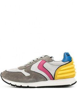 Voile Blanche | Кроссовки С Разноцветными Вставками
