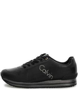 Calvin Klein Jeans | Черные Кроссовки С Вкладной Стелькой