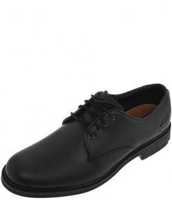 Timberland | Черные Ботинки Из Натуральной Кожи