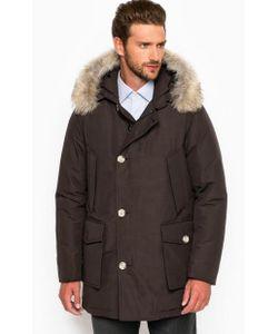 Woolrich | Зимний Пуховик Со Съемным Мехом