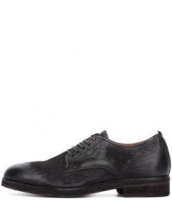 A.S.98 | Кожаные Туфли На Шнуровке