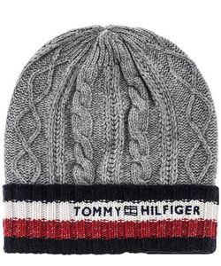 Tommy Hilfiger | Шерстяная Вязаная Шапка