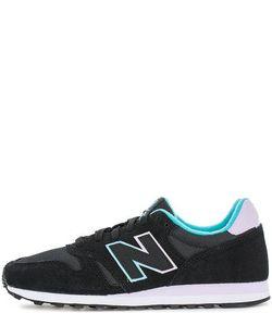 New Balance | Кроссовки Из Натуральной Замши И Текстиля