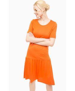 ICHI | Платье С Короткими Рукавами