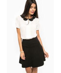 Sugarhill Boutique | Блуза С Короткими Рукавами Из Вискозы