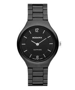 Rodania | Часы Из Черной Керамики