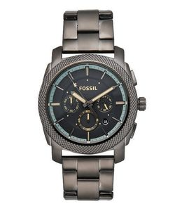 Fossil | Часы-Хронограф Со Стальным Браслетом