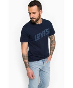 Levi's® | Хлопковая Футболка С Круглым Вырезом