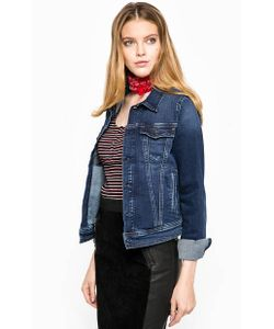 Pepe Jeans   Джинсовая Куртка Синего Цвета
