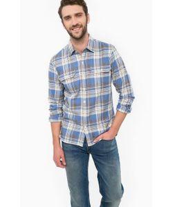 Levi's® | Приталенная Рубашка В Клетку