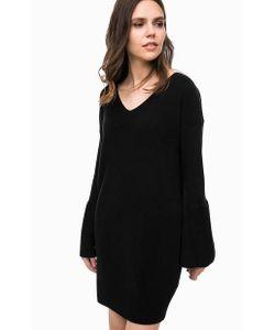 Liu •Jo | Черное Платье Свободного Кроя