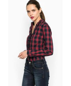 Pepe Jeans London | Красная Рубашка В Клетку