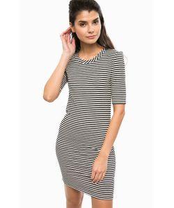 Vero Moda | Короткое Эластичное Платье В Полоску