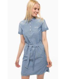 Tommy Hilfiger | Джинсовое Платье С Поясом На Талии