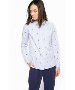 Tommy Hilfiger | Хлопковая Рубашка С Вышивкой