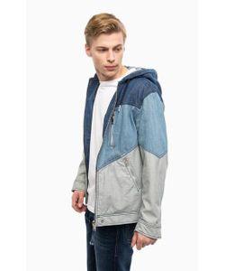 Diesel | Куртка Из Денима С Капюшоном