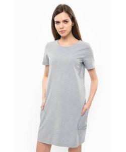 Lacoste | Платье Из Хлопка С Накладными Карманами
