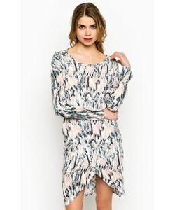 ICHI | Платье Из Вискозы Средней Длины