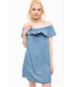 Vero Moda   Платье Из Хлопка Расклешенного Силуэта