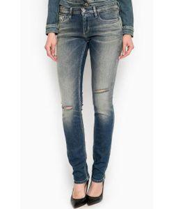 Calvin Klein Jeans | Рваные Джинсы С Заломами