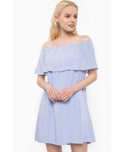 TOM TAILOR | Платье Из Вискозы С Открытыми Плечами