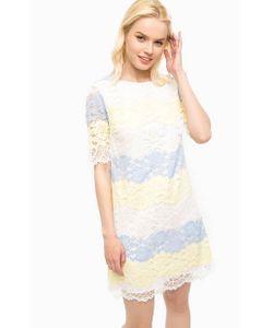 Kocca | Кружевное Платье С Короткими Рукавами