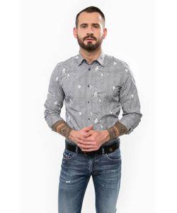 Diesel | Приталенная Рубашка Из Хлопка