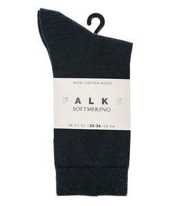 Falke   Зеленые Носки Из Шерсти