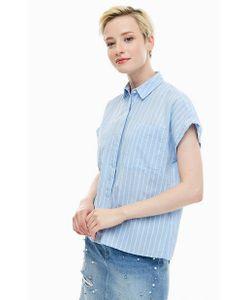 336880bb2489c05 Mavi - Рубашка Из Хлопка С Короткими Рукавами