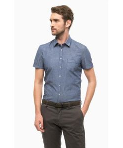 Gaudi | Хлопковая Рубашка С Короткими Рукавами