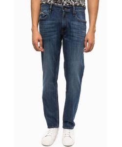 Calvin Klein Jeans | Зауженные Джинсы С Потертостями