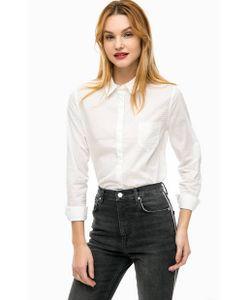 Pepe Jeans London   Хлопковая Рубашка С Карманом