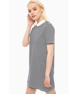 Vero Moda | Платье В Полоску С Отложным Воротничком