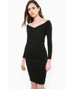 Guess | Черное Облегающее Платье