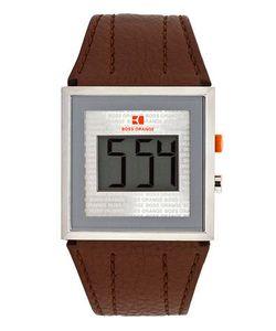 BOSS Orange   Часы С Прямоугольным Циферблатом