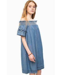 Pepe Jeans | Короткое Джинсовое Платье