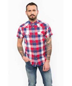 Wrangler | Хлопковая Рубашка С Карманами