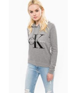 Calvin Klein Jeans | Толстовка Из Хлопка В Капюшоном