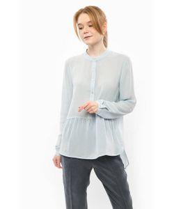 ICHI | Полупрозрачная Блуза С Длинными Рукавами