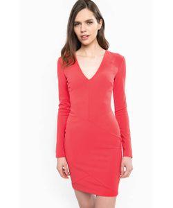 Guess | Короткое Платье С Глубоким Вырезом