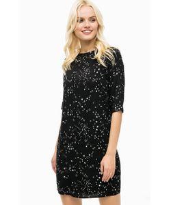 Sugarhill Boutique | Короткое Черное Платье Из Вискозы