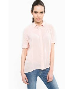 Mavi | Блуза Из Вискозы С Короткими Рукавами