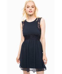 Vero Moda   Платье С Кружевной Отделкой