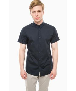 Selected | Хлопковая Рубашка С Короткими Рукавами