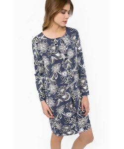 ICHI | Платье Из Вискозы С Цветочным Принтом