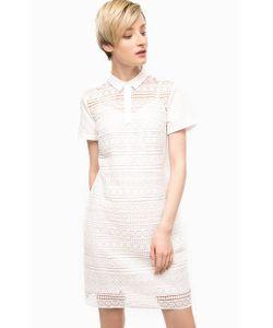 Tommy Hilfiger | Ажурное Платье С Подкладкой